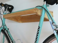 Image result for diy bike wall mount
