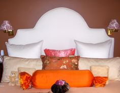 Custom Headboard Chelsea Upholstery & Roman Shades 415 453 6474