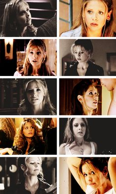 """Buffy Summers: """"If the apocalypse comes, beep me."""" #btvs"""