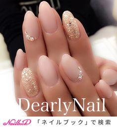 Grey Nail Designs, Almond Nails Designs, Elegant Nails, Stylish Nails, Oval Nails, Pink Nails, Cute Nails, Pretty Nails, Berry Nails
