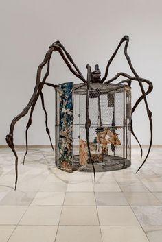 Louise Bourgeois | Le Saviez-Vous...? | Musée Guggenheim Bilbao