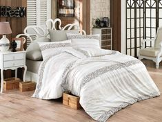 Lenjerie de pat Ranforce Morel Brown pentru doua persoane din patru piese  #homedecor #interiordesign #bedroomdecor #bedsheets #elegant #bedroomdecor #bedroom #decoration #cotton Morel, Comforters, Blanket, Interior, Furniture, Design, Home Decor, Creature Comforts, Quilts