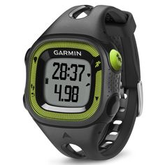 Pin for Later: The Best Health and Fitness Gifts of 2014 Garmin GPS Watch