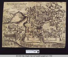 1593 - 1600 Meyerpeck, Wolfgang - Eigentliche Verzeichnis welche die Vestung Fillek inn ober Hungern belegert, gestürmbt, erobert, und die türcken daraus abgezogen 1593. |  Virtuelles Kupferstichkabinett