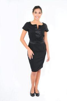 caa4806f09 28 melhores imagens de Vestido preto