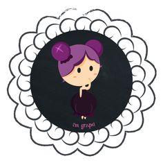 I'm grape!!