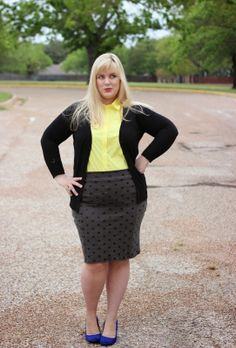 Idle Fancy: Miss Mabel Changes Her Spots: Curvy Colette #sewing