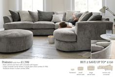 Corner Sofas | Sofas & Armchairs | Home & Furniture | Next Official Site - Page 11