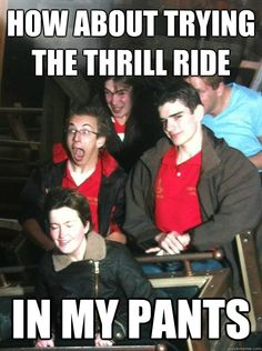 Back in the days' adventure parks started taking photos of rollercoaster adventure to take some cash out of our pockets. Here are some of the best and hilarious rollercoaster photos that will make you laugh. Silly Pictures, Best Funny Pictures, Funny Photos, Cool Photos, Funniest Photos, Funny Vid, The Funny, Funny Memes, Hilarious