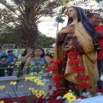 La comunidad de San Antonio celebró a su Patrona Santa Teresa de Jesús