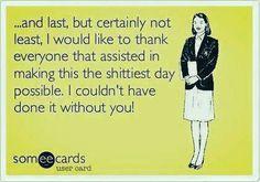 I have them days occasionally