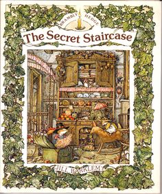 Jill Barklem - Brambly Hedge series: Spring, Summer, Autumn & Winter Story