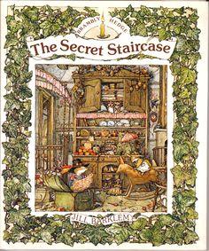 Jill Barklem - The secret staircase