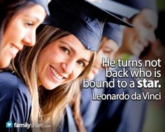FamilyShare.com l Some important things to remember on Graduation day.