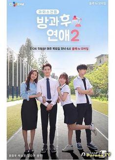 Love After School EngSub Korean Drama - ViewAsian Korean Drama Romance, Korean Drama List, Watch Korean Drama, Korean Drama Quotes, Korean Drama Movies, Web Drama, Drama Film, Chines Drama, Korean Language Learning