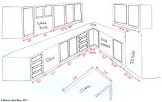 Perfect Kitchen Cabinets Measurements Kitchen Layout And Cabinet Dimensions  Finding A Set Of Used Cabinets