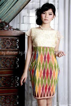 Rupeshwari Rang-rang Yellow Dress | DhieVine | Redefine You