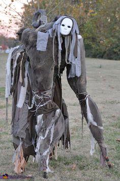 Stilt Spirit - Halloween Costume Contest via @costumeworks