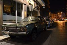 Retro Car ! Ford Carina!