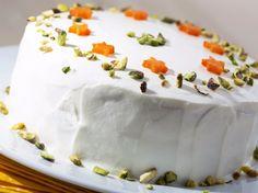 Jarní mrkvový dort