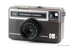 Kodak Instamatic 76X Kodak Camera, Film Camera, Instamatic Camera, Kodak Moment, Film Inspiration, Vintage Cameras, Photography, Design, Old Cameras