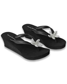 35e9a8fc69a1ad Tommy Bahama - Starfish Wedge Flip Flops Wedge Flip Flops