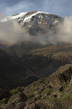 Kilimanjaro, Tanzania, Africa Copyright: Steve Pamp