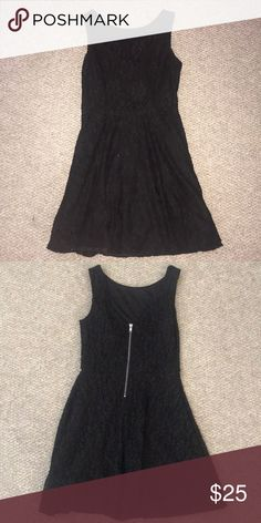 Black Mini Dress I am selling a size 5 black mini dress by Speeckless. It has only been worn one time. Speckless Dresses Mini