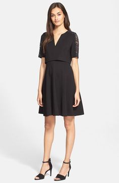 Check out my latest find from Nordstrom: http://shop.nordstrom.com/S/4001365  Rebecca Taylor Rebecca Taylor V-Neck Ponte Dress  - Sent from the Nordstrom app on my iPhone (Get it free on the App Store at http://itunes.apple.com/us/app/nordstrom/id474349412?ls=1&mt=8)