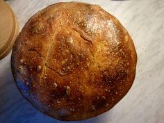 Domáci kváskový chlieb - obrázok 5