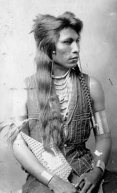 Moragootch. Shoshone. 1884-1885.