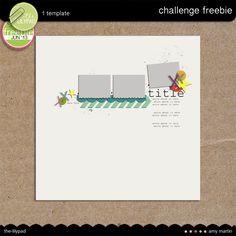 June 2013 Template Challenge - #digifree