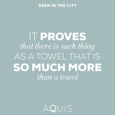 We are SO MUCH MORE than a towel. We're the first towel designed for hair.