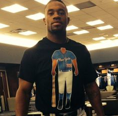Eric Young Jr of the NY Mets in his RokABody www.eclipzingdezignz.com