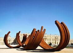 Bernard Venet - Versailles