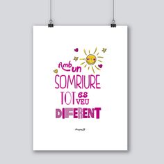 català frases - Buscar con Google Cat Quotes, Life Quotes, Mr Wonderful, Butterfly Wallpaper, Positive Quotes For Life, Paper Houses, Sentences, Letter Board, Poems