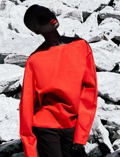 Achok Majak By Hanna Tveite For The Line May 2016 The Silhouettes of Spring (3)