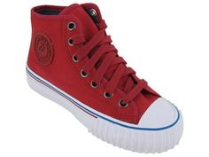 PF Flyers Kids PF-FLYERS CNTR HI REIS CANVAS CASUAL SHOES PF Flyers. $24.90