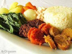 Rituais de Vida Saudável :: Receitas - Vegetariano