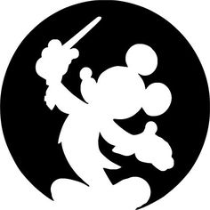 Disney Mickey Mouse Vinyl Wall Decal *25 COLORS*