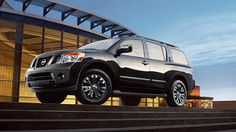 Looking for car rentals in Cookeville? Browse our car rental rates at Nissan of Cookeville. Proudly serving Cookeville, Crossville, Knoxville, and Nashville. Best New Cars, Best Suv, 8 Passenger Suv, Top Suvs, Autos Nissan, Best Midsize Suv, Suv Reviews, Mid Size Suv, Armada