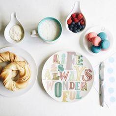 Life is always wonderful ✨ Melina Souza - Serendipity <3