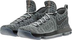 best service c33fd 3739b Kevin Durant KD 9 Wolf Grey 843392 002 Cheap Nike Kd Shoes, Nike Socks,