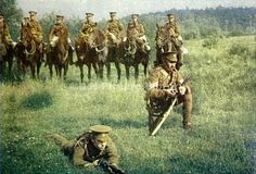 WW1. Several Dragoon Guards of the Queen's Bays. -David Doughty (@DavidWDoughty)…