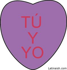 Did your novio forget your flowers? (Or in my case, did you wake up too late to sneak a note into your macho's lunch box?) ... No te preocupes! Here is a Valentine's Day gift from Latinaish.com tha...