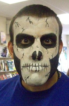 Skull_face_paint_by_foxkat
