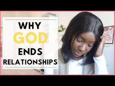 Going through a break-up and wondering why God will sometimes end a relationship? Read on to learn to trust God when your relationship ends! Christian Relationship Quotes, Relationship Advice Quotes, Christian Relationships, Ending A Relationship, Complicated Relationship, Relationship Coach, How To Be Single, Dating Humor, Dating Advice