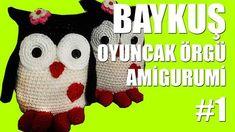 Amigurumi Oyuncak Baykuş Yapımı - http://m-visible.com/amigurumi-oyuncak-baykus-yapimi.html