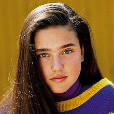 Jennifer Connelly - 1989 - Jennifer Connelly - Transformation - Hair - InStyle
