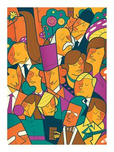 """Willy Wonka"" by Ale Giorgini"